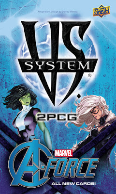 Vs System 2PCG: A-Force