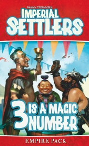 Imperial Settlers 3 is a magic number!