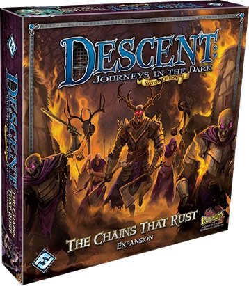 Descent 2nd Ed: The Chains That Rust
