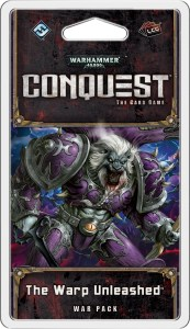 Warhammer Conquest: The Warp Unleashed