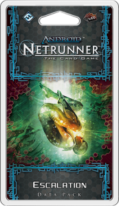 Android Netrunner: Escalation