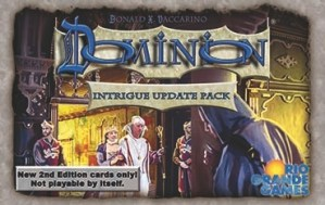 Dominion Intrigue Update Pack 2nd Ed.