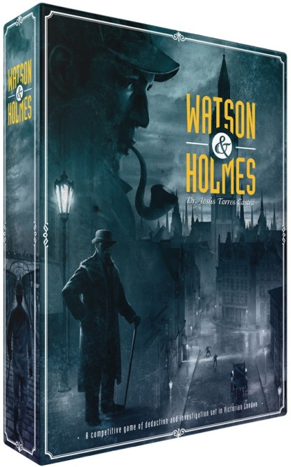 Watson & Holmes: From the Diaries of 221B