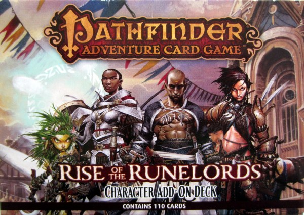 Pathfinder Adventure Card Game: Rise of the Runelords – Character Add-On Deck
