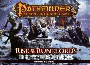 Pathfinder Adventure Card Game: The Skinsaw Murders