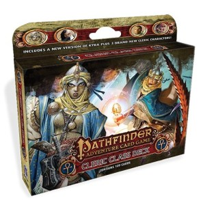 Pathfinder Adventure Card Game: Class Deck – Cleric