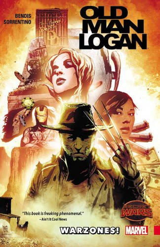 WOLVERINE OLD MAN LOGAN TP VOL 00 WARZONES