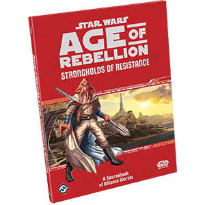 Strongholds of Resistance (AoR)