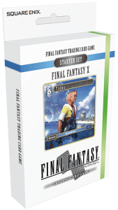 Final Fantasy TCG: Opus 1 FFX Starter Set
