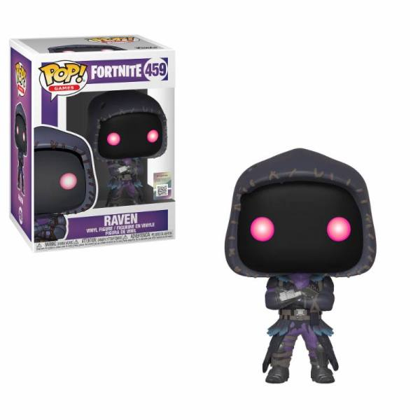 Fortnite POP! Games Vinyl Figure Raven 9 cm