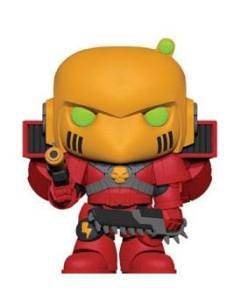 Warhammer 40K POP! Games Vinyl Figure Blood Angels Assault Marine 9 cm