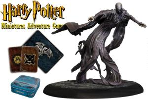 Harry Potter Miniature 35 mm Adventure Pack Dementor *English Version*
