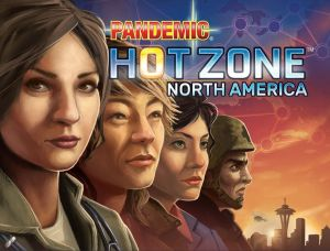 Pandemic: Hot Zone – North America (sv)