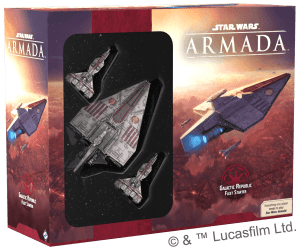 Star Wars: Armada – Galactic Republic Fleet Starter