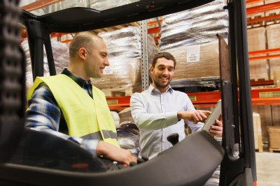 forklift certification and training requirements