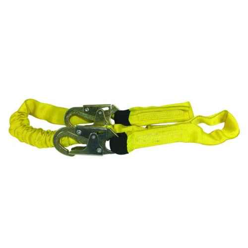 EZ-Fit lightweight shock absorbing 4 Foot lanyard
