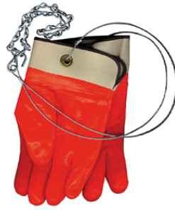 PVC Propane Cylinder Handling Gloves