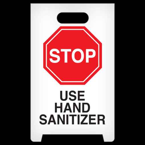 Stop Use Hand Sanitizer