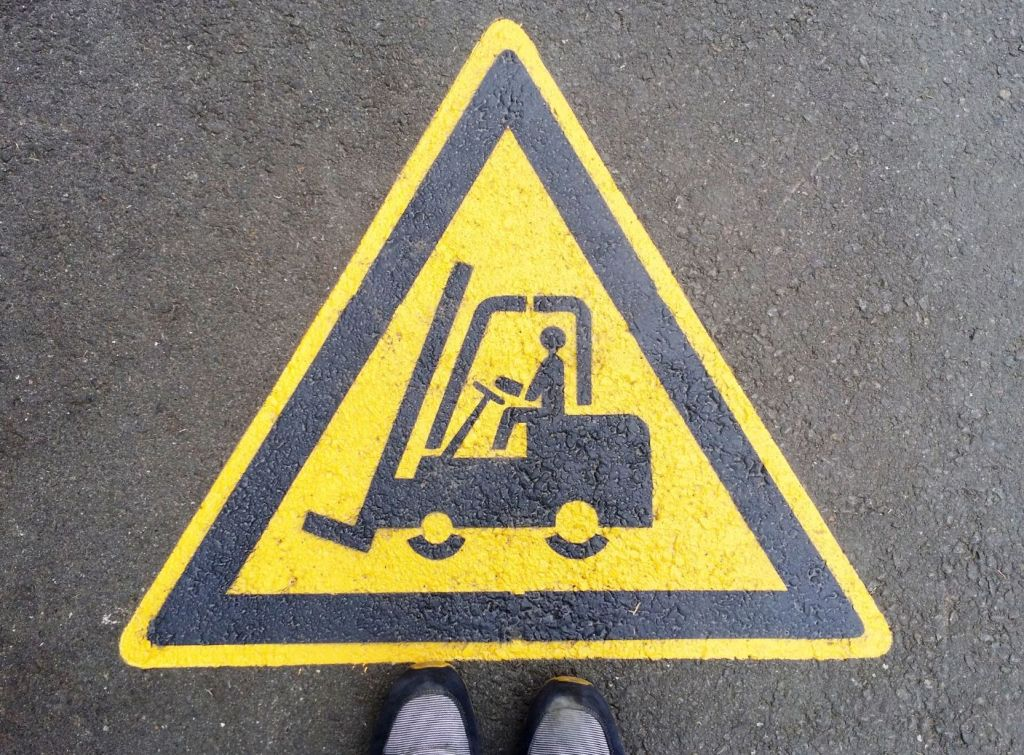 Common Forklift Hazards in a Warehouse