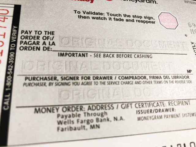 How Long Does a Money Order Take to Send, Clear, or Refund? Solved