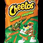 Cheetos Cheddar Jalapeno