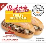 Raybern's Philly Cheesesteak