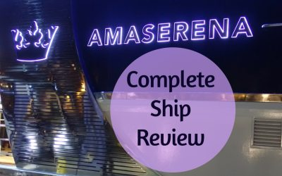 Cruise Review: AmaWaterways AmaSerena