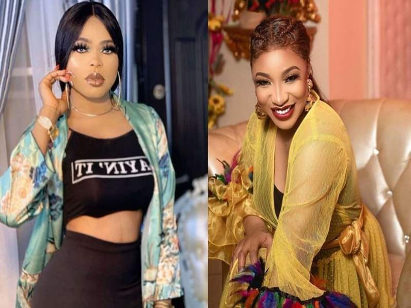 35th birthday: Bobrisky sends warm message to Tonto Dikeh — First Reports