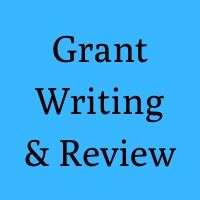 Grant Writing and Review