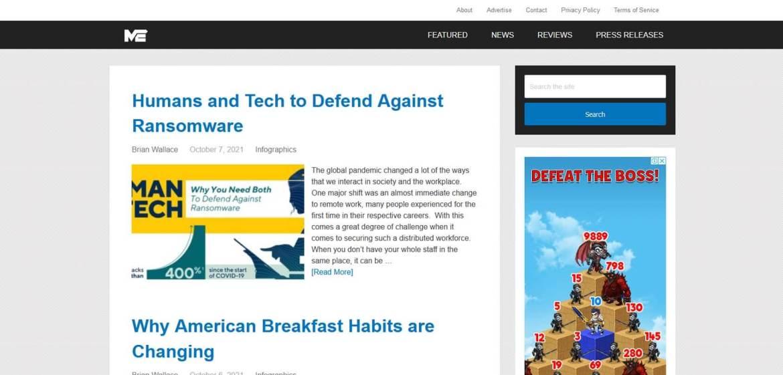 The Merkle Homepage