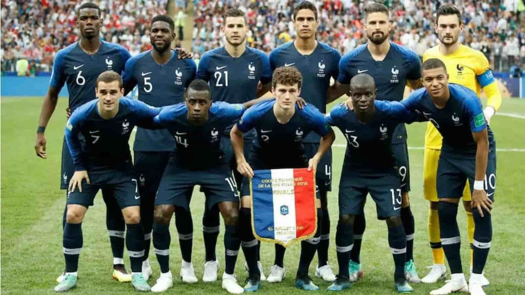 Test your knowledge your favorite teams, players and english football (soccer). Uefa Euro 2020 Who Is France National Football Team Captain Firstsportz