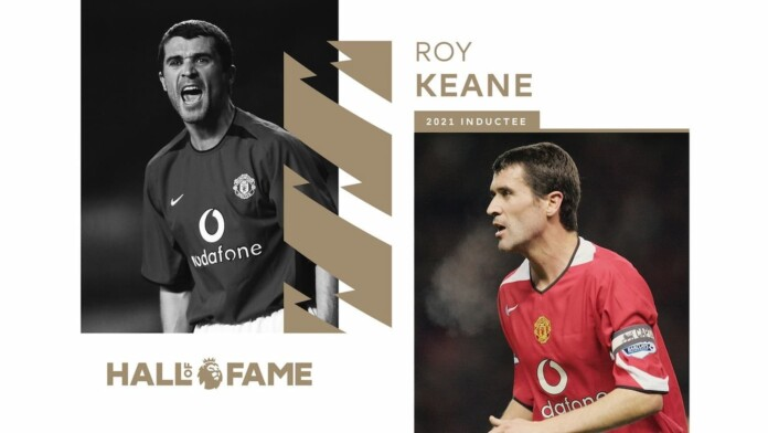 Manchester united legends eric cantona and roy keane have become the latest inductees into the premier league hall of fame.cantona, 54, and keane, 49, Roy Keane Named As The Fourth Player To Enter The Premier League S Hall Of Fame Following Former Manchester United Team Mate Eric Cantona Firstsportz