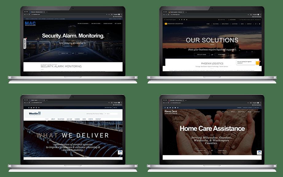First Station Media | Milwaukee, WI Website Design