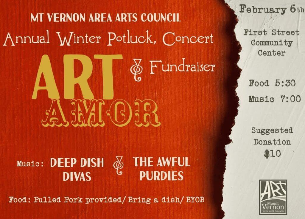MVAAC Winter Fundraiser