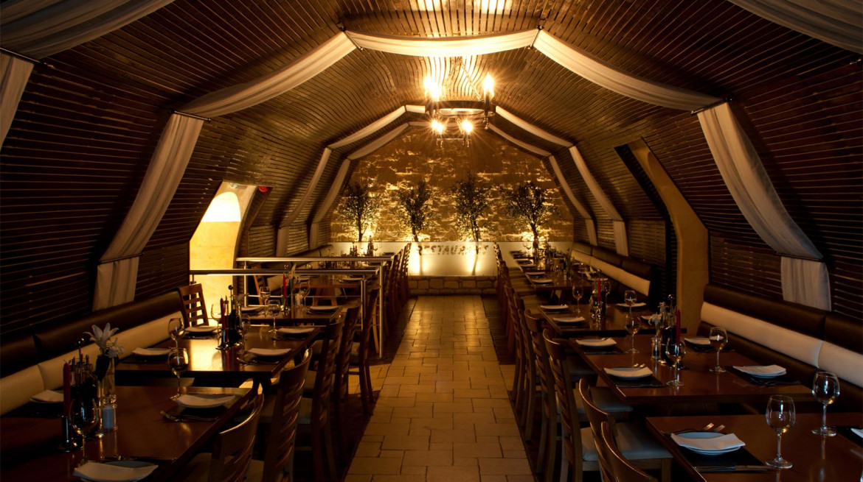 Greek Restaurant 50 Point