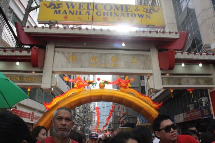 Manila Chinatown Binondo