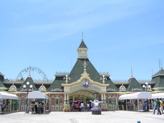 Enchanted Kingdom theme park