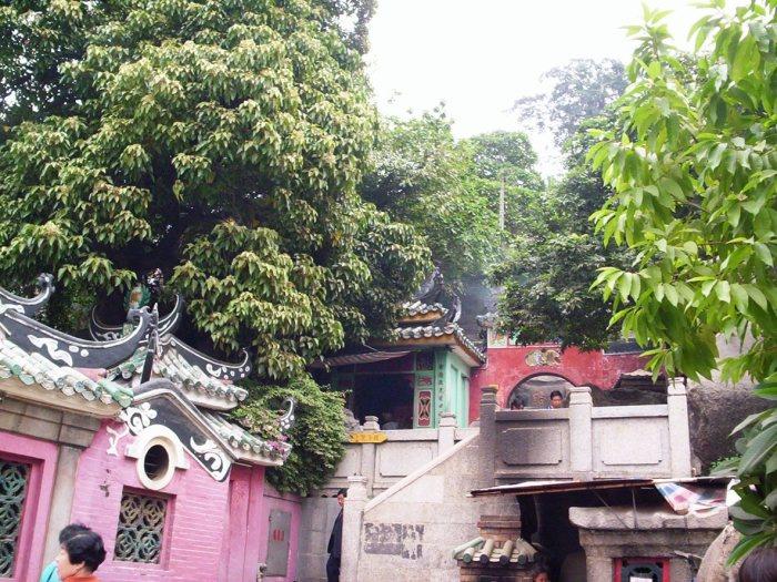 A-mah Temple
