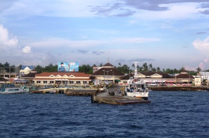 Caticlan port.