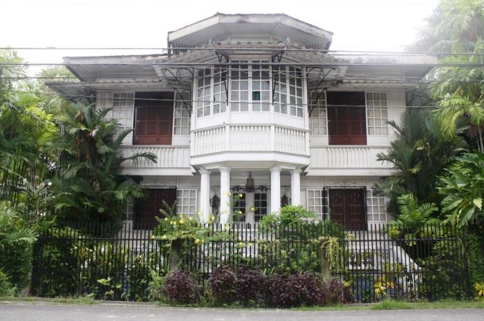 Teodoro Morada ancestral house.