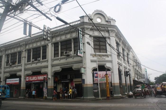 Lino Lopez Severino ancestral house.
