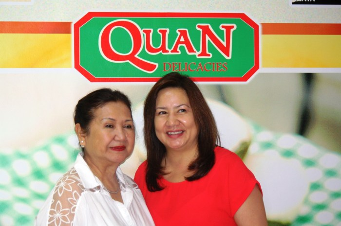 Agnes Cuenca and Chole Cuenca-Chua, the mother-daughter partnership that shaped Quan.