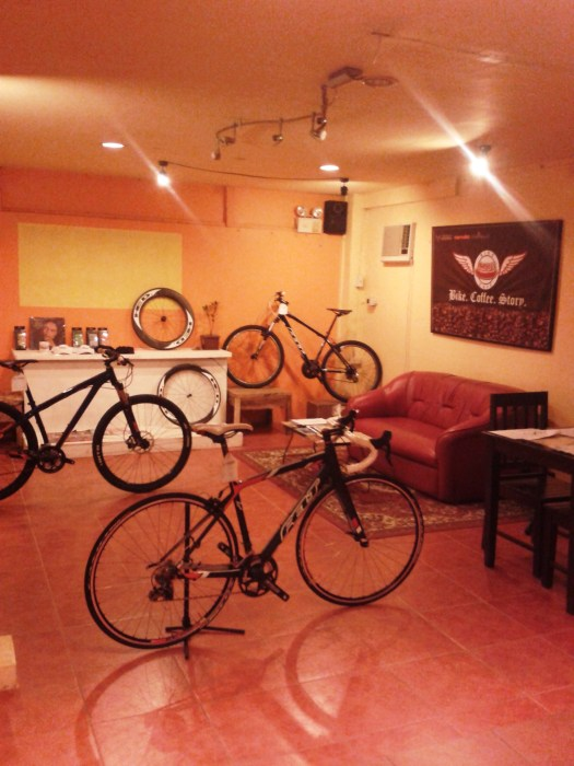 Is this a bike room?