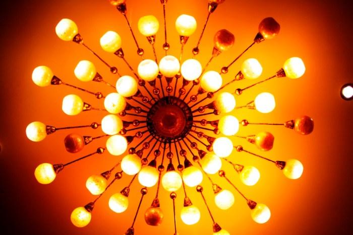 Fabulous lights.