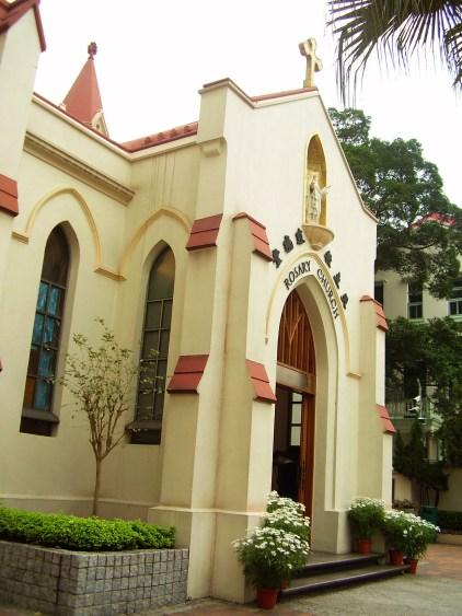 Rosary Church, Hong Kong