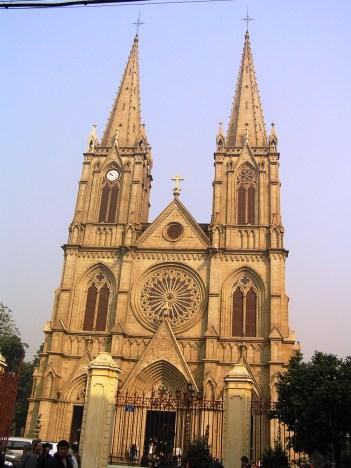 Shishi Cathedral, Guangzhou