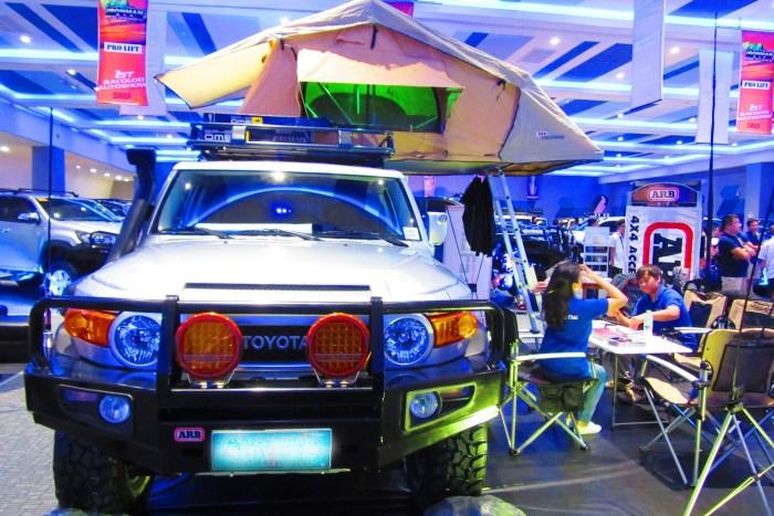 1st Bacolod Autoshow