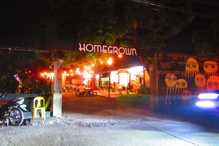 Homegrown Bacolod
