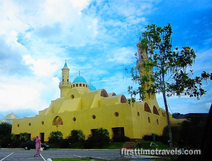 Ash-Shaliheen Mosque