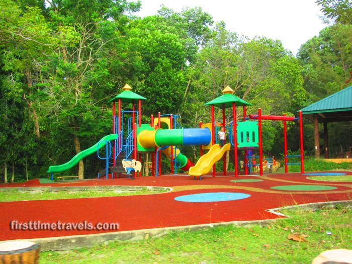 Bukit Shahbandar Forest Recreation Park